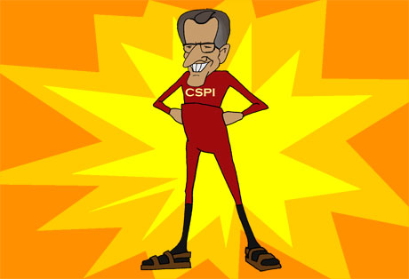 Michael Jacobson, The Guy From CSPI